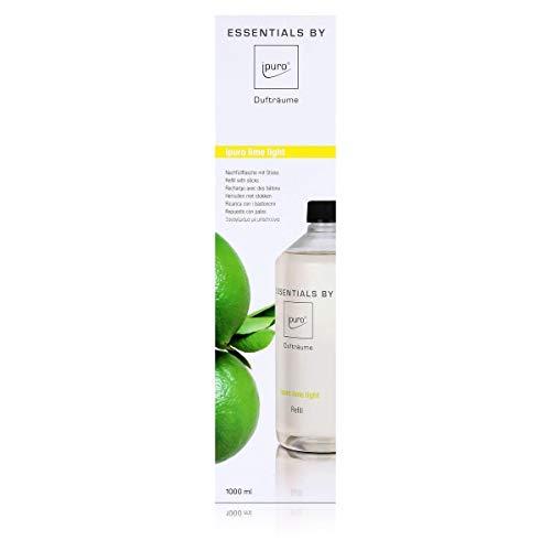 Ipuro Raumduft-Nachfüller Lime Light frisch 1 Liter