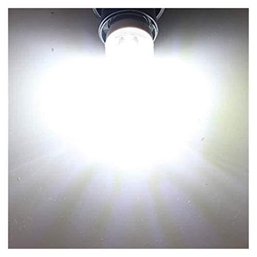 YNLRY 2 bombillas LED tipo maíz E27 E14 B22 GU10 AC DC 12 24 36 48 V 7 W Bombilla Home Iluminación 12 V 24 V 36 V 110 V 220 V (color: GU10)