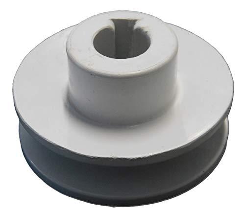 LESCHA Ersatzteil   Keilriemenscheibe für Betonmischer S180 / S230