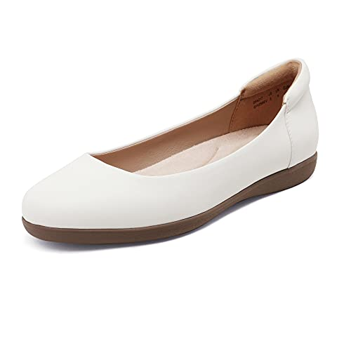 Top 10 best selling list for white flat shoes size 9