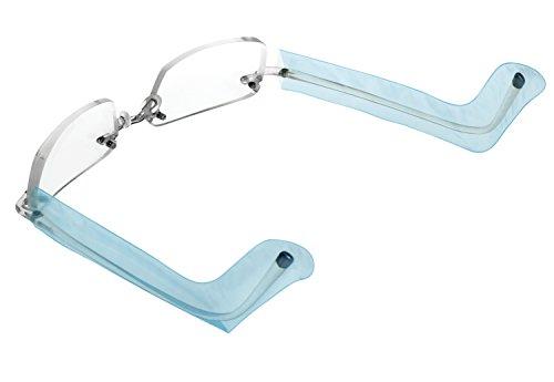 Comair 7001082 Brillenbügel-Schutz Beutel, 160 Stück