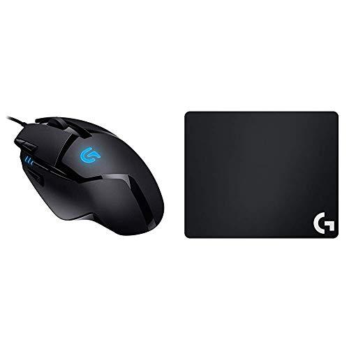 LogitechG402 Gaming Maus + Logitech G240 Gaming Mauspad