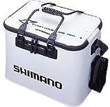 シマノ(SHIMANO) 水汲み バッカン フィッシュバッカン ISO BK-081A ホワイト 45cm 91991