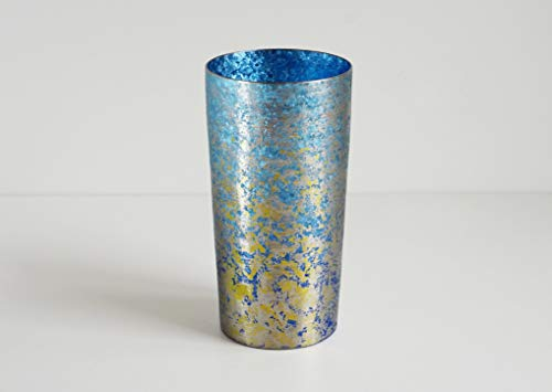 Horie Premuim 350cc - Vaso de titanio (2 capas, 350 cc), color...
