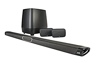 Soundbar con subwoofer wireless Satelliti wireless inclusi Dd, dts