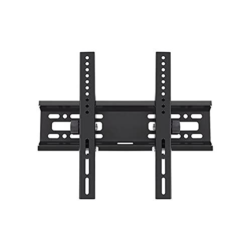 VERDELZ El Soporte de TV de Pared Ajustable Universal es Adecuado para televisores Planos/curvos de 15-42 32-55 Pulgadas, Adecuado para Salas de Estar y dormitorios Familiares