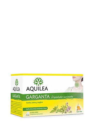 AQUILEA - URIACH AQUILEA Garganta Infusion 20 bolsitas
