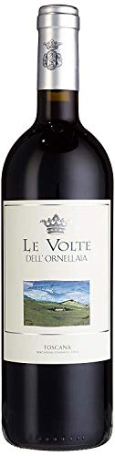 Le Volte Dell' Ornellaia Toscana IGT 2018 trocken (1 x 0.75 l)