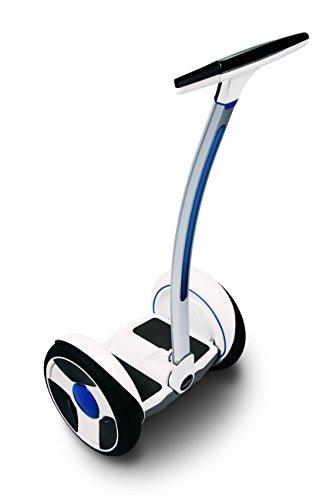 Ninebot Elite Standard Gyropode Blanc/Bleu