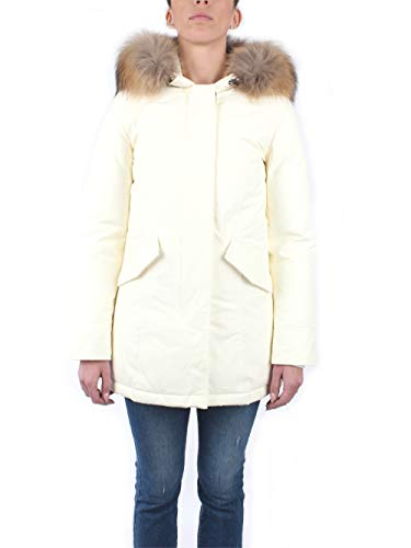 Woolrich W's Artic Parka FR Artic White