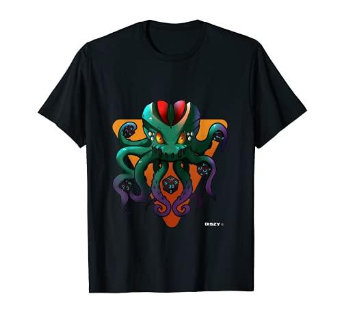 Innsmouth Look Pen & Paper Mesa Gamer Juego de rol Camiseta