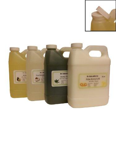 Aceite de cacahuete orgánico refinado 100% Pure 32 oz/1