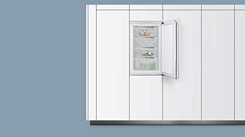 Siemens GI18DASE0 iQ500 Einbau-Gefrierschrank / A+ / 192 kWh/Jahr / 94 l / superFreezing