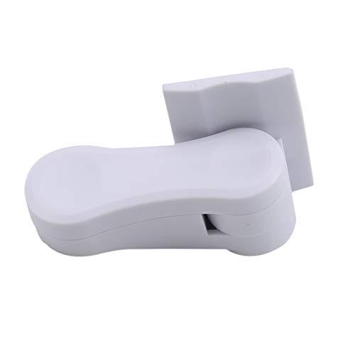 LIXIAQ1 - Cerradura de seguridad para puerta de cocina, cuarto de baño o dormitorio