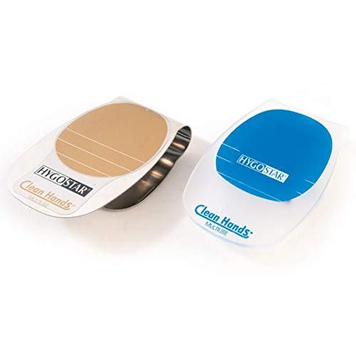 Clean Hands System - Body Kit SET, Handschuh-Set - Kunststoff oder Edelstahl, Größe:Body Kit Single - Kunststoff