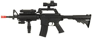 M-16 A4 Airsoft Assault Rifle Gun Paintball Pellet M16