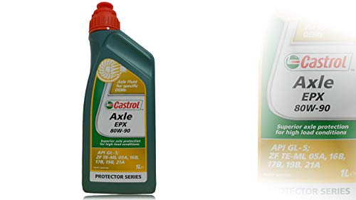 Castrol 18037160 80W-90 Castrol Axle EPX - Olio 1 l