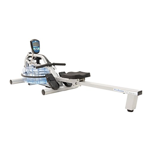 HCI Fitness Prorower RX-750 Prorower Indoor Water Rowing Machine