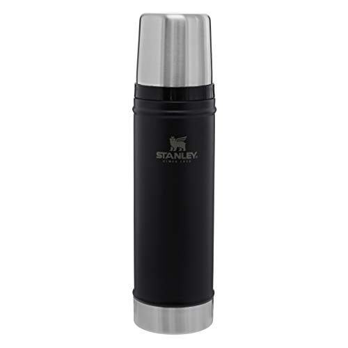 Stanley Classic Legendary Vacuum Insulated Bottle Matte Black 20oz
