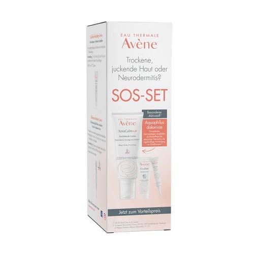 Avene SOS-Set reichhaltig, 1 P