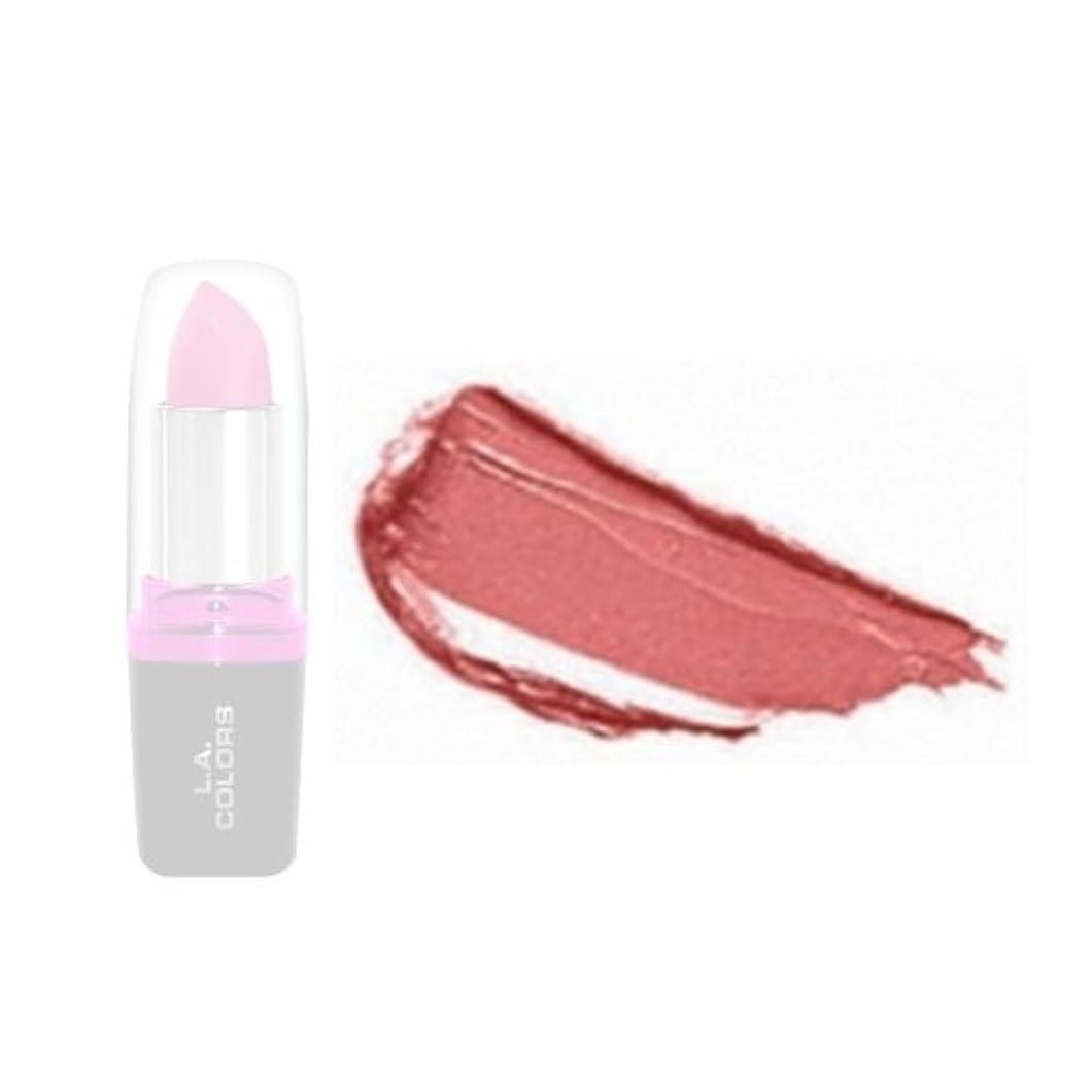 忘れるとクロール(3 Pack) LA Colors Hydrating Lipstick - Sugar Lips (並行輸入品)