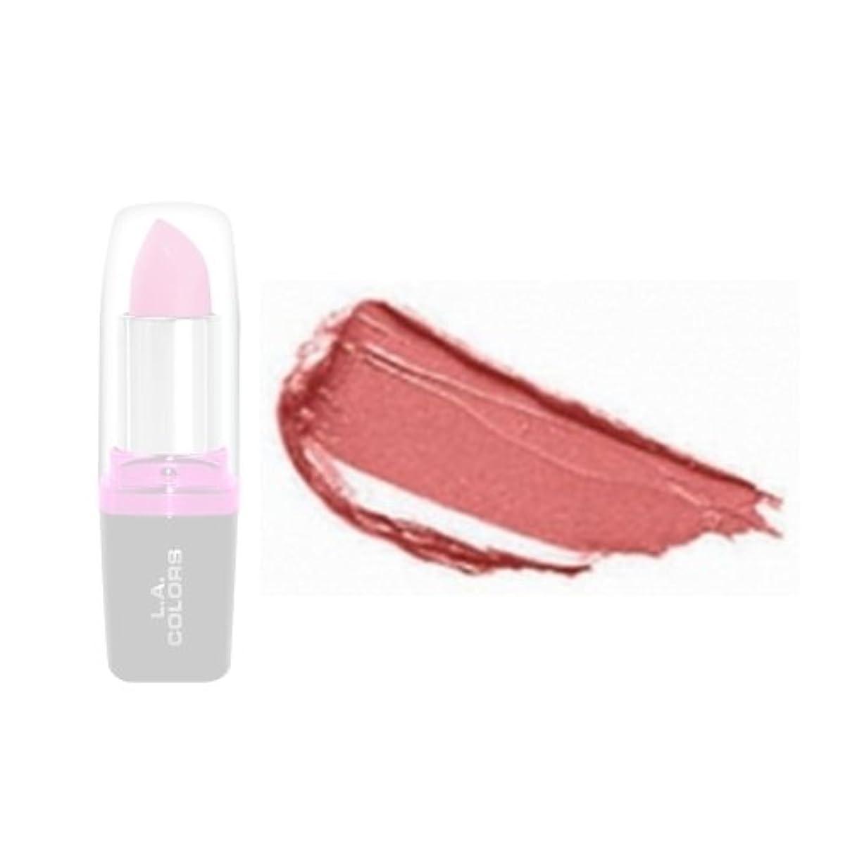 レシピハイキング吸う(3 Pack) LA Colors Hydrating Lipstick - Sugar Lips (並行輸入品)