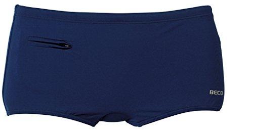 Beco Herren Schwimmkleidung Badehose, Marine, 6