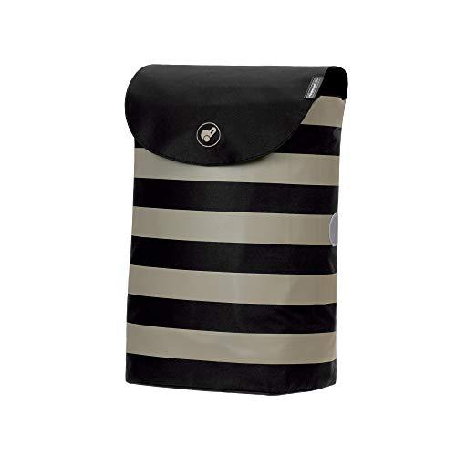 Andersen Shopper Tasche Ida 36 Liter schwarz