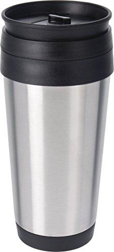 hibuy Thermo reisbeker roestvrij staal, TravelMug voor koffie, thee
