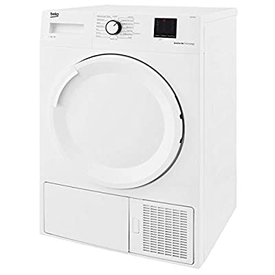 Beko DTBP7001W 7kg Freestanding Heat Pump Tumble Dryer - White