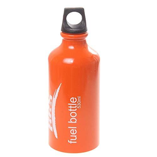 Uteruik Estufa de botella de combustible para camping de 530 ml de aluminio ligero y pequeño