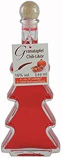Granatapfel Chili-Likör im Tannenbaum 0,2 l / 16% vol.