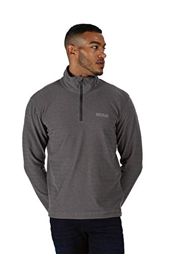 Regatta Elgor II Sweat-Shirt, Phoque Gris, XL Mens
