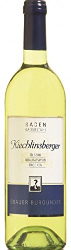 Königschaffhausen-Kiechlinsbergen Grauburgunder Qualitätswein 2006 trocken (3 x 0.75 l)