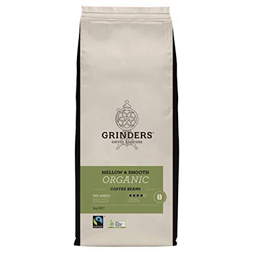 Grinders Coffee Organic, 1kg