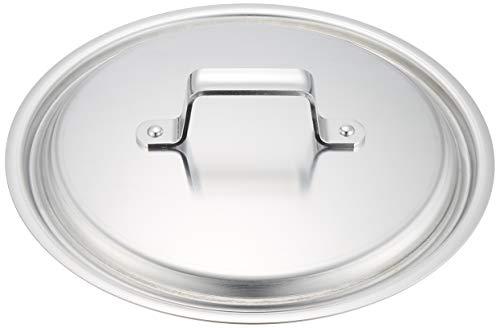 遠藤商事 業務用 餃子鍋蓋 30cm用 アルミ 日本製 AGY14030