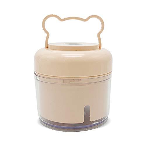 Cutogain Mini Food Chopper Drahtlose elektrische Knoblauchpresse Fleischwolf Küchenmaschine Gemüsemühle Küchenwerkzeug