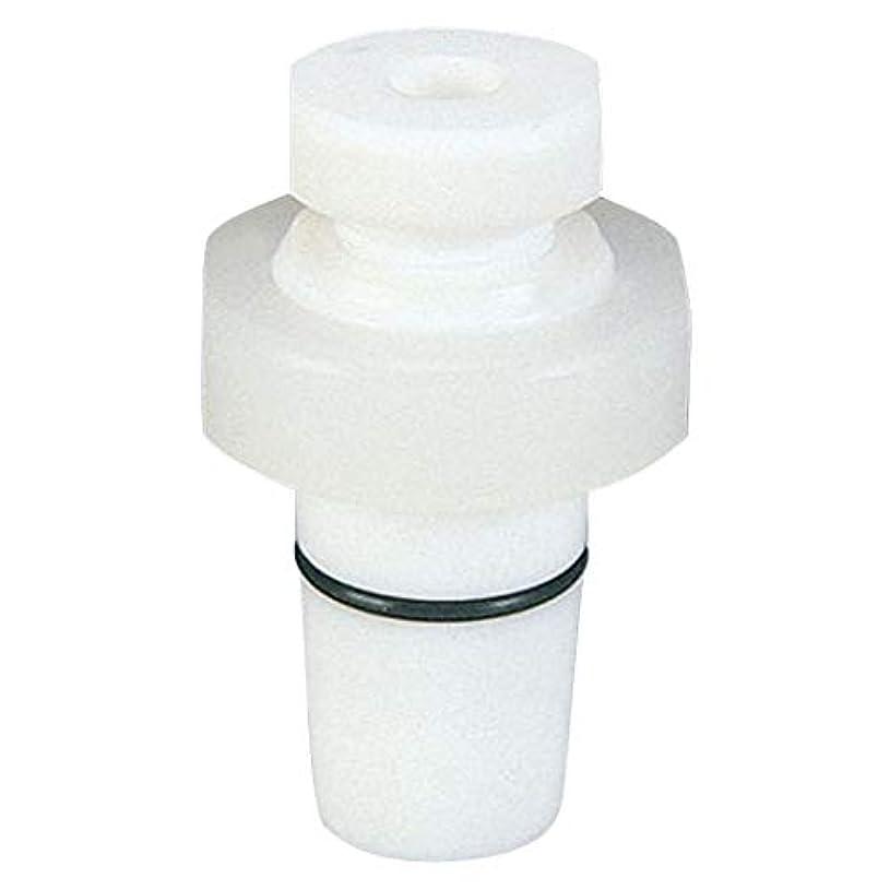 増幅器銃路面電車フロンケミカル フッ素樹脂(PTFE)バキュームシール φ10用 (摺合せ:TS29/42)/62-7029-13
