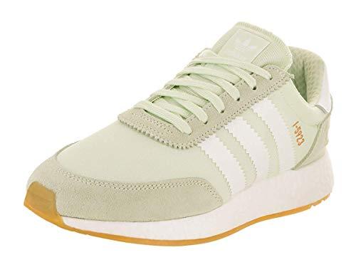 adidas Originals Women's I-5923 Running Shoe, Grey/Chalk Pink/Black