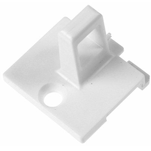 Genuine Hotpoint TVF760G, TVM560G, TVM572P, VTD60G Tumble Dryer Door Lock Catch (White)