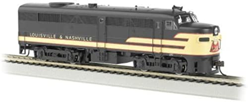 Bachmann Industries Alco FA2 DCC Ready Diesel HO Scale Louisville and Nashville Locomotive by Bachmann Trains