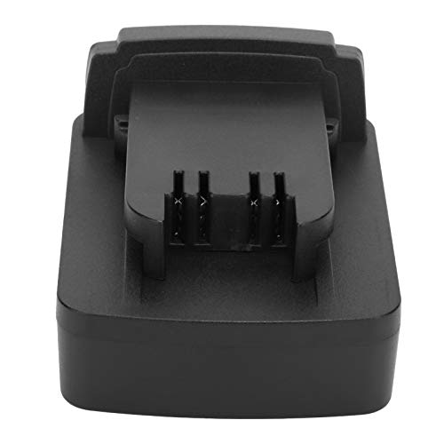 Adaptador de batería de litio, conversión de la batería BAT (serie) de 18 V de BoBO a Mi Waki 18 V M.18, herramienta inalámbrica con adaptador de batería para taladro Milwaukee