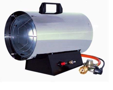 Gasheißluftgebläse/Gaskanone GT 150 ER mit SBS regelbar 6,7 bis 15,5KW
