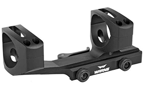 WARNE SCOPE MOUNTS MFG QD XSKEL34TW QD XSKEL 34MM Black (QDXSKEL34TW)