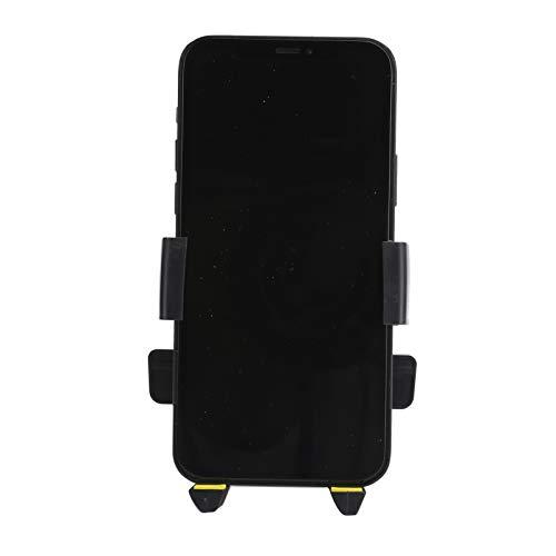 CUEA Tenedor del teléfono Celular, plástico del Soporte del Coche para el teléfono móvil para el teléfono Inteligente
