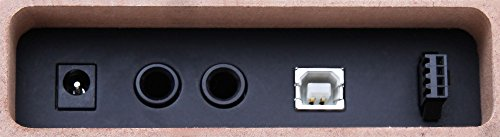 Classic Cantabile DP-50 RH E-Piano SET (Digitalpiano mit Hammermechanik, 88 Tasten, 2 Anschlüsse für Kopfhörer, USB, LED, 3 Pedale, Piano für Anfänger, Pianobank, Kopfhörer, Klavierschule) Rosenholz - 2