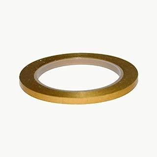 3M Scotchcal Striping Tape, 1/8 inch, Gold Metallic, 70203