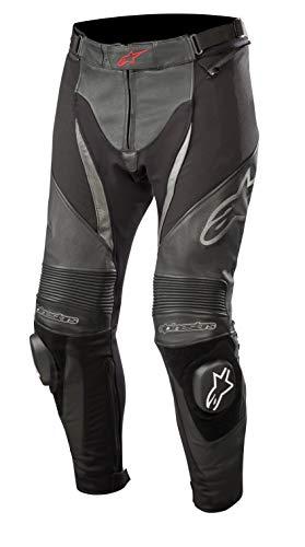 Alpinestars Motorradhose Sp X Pants Black Black, Schwarz/Schwarz, 46