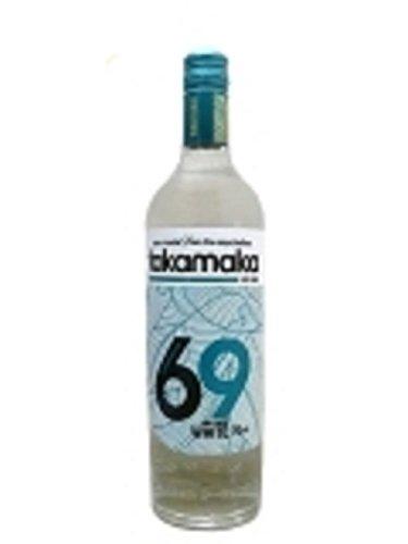 Takamaka Bay White 69 High Proof Rum 0,7 ltr.