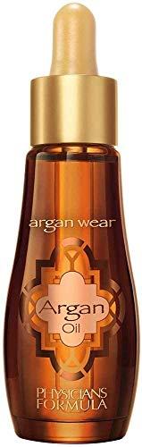 Physicians Formula - Argan Wear Ultra-Nourishing Argan Oil - Aceite Puro de Argán con Beneficios para la Cara, el Cuerpo, el Cabello y las Uñas - Mejora el Tono de la Piel y Suaviza las Líneas 110 g